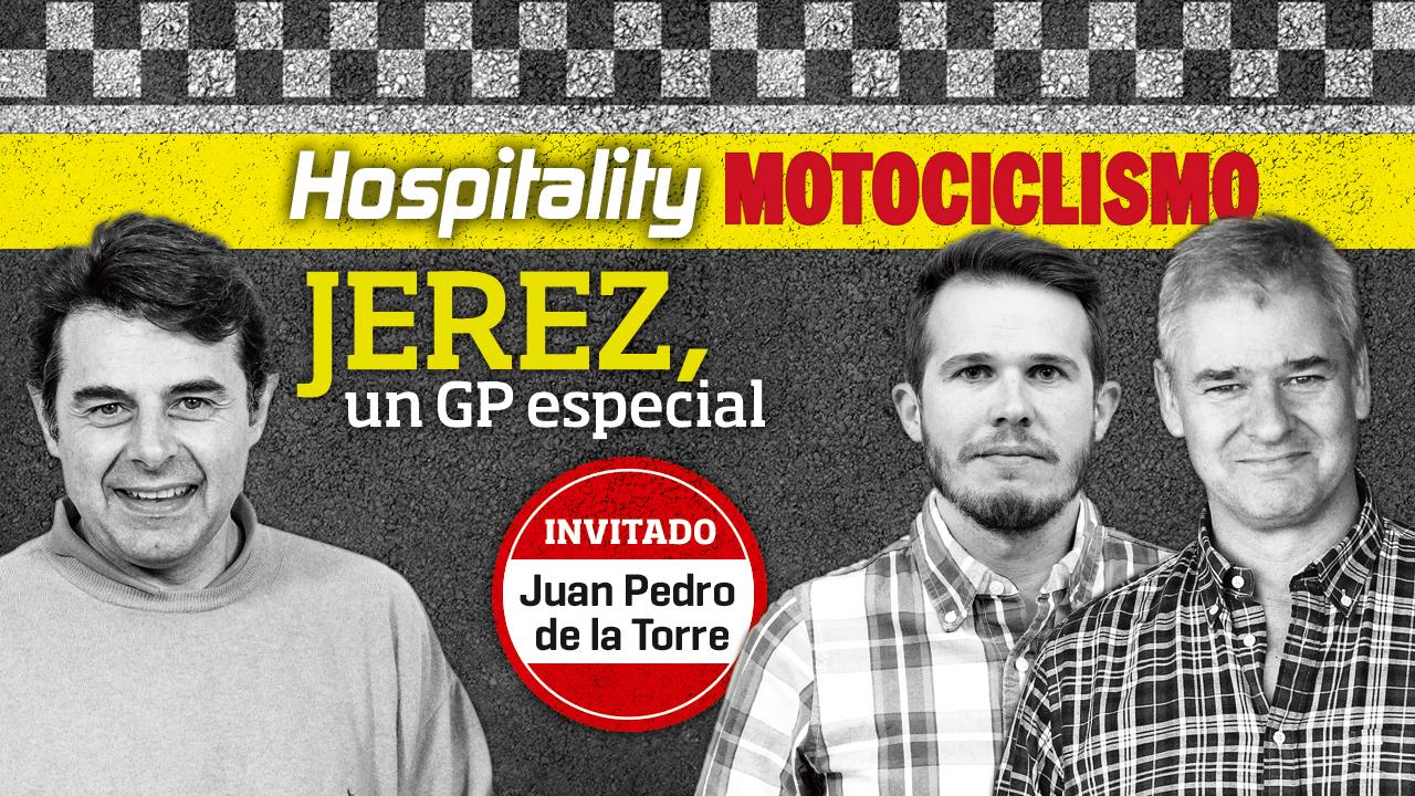 Hospitality MOTOCICLISMO 04: Jerez, un GP especial