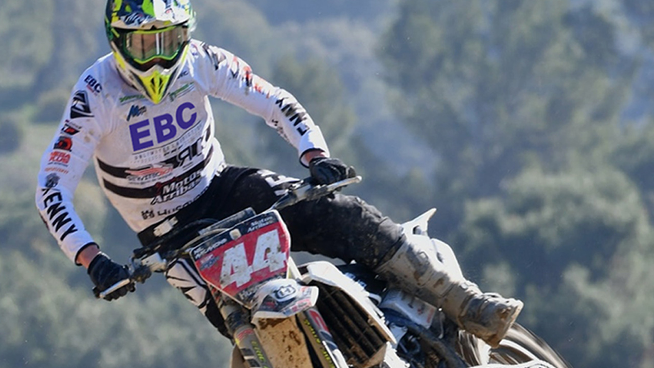 Pastillas de freno EBC R-Series para motos off road