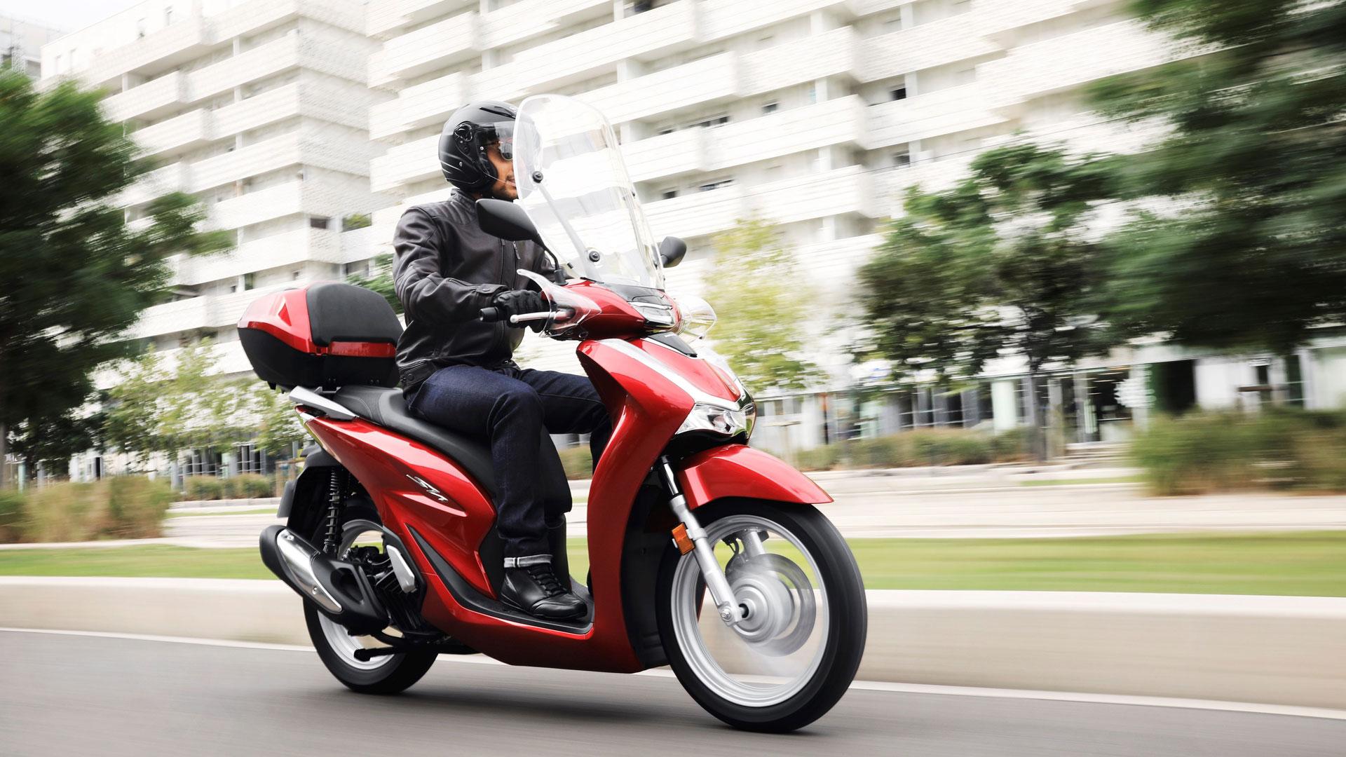 Honda SH125i precio y disponibilidad