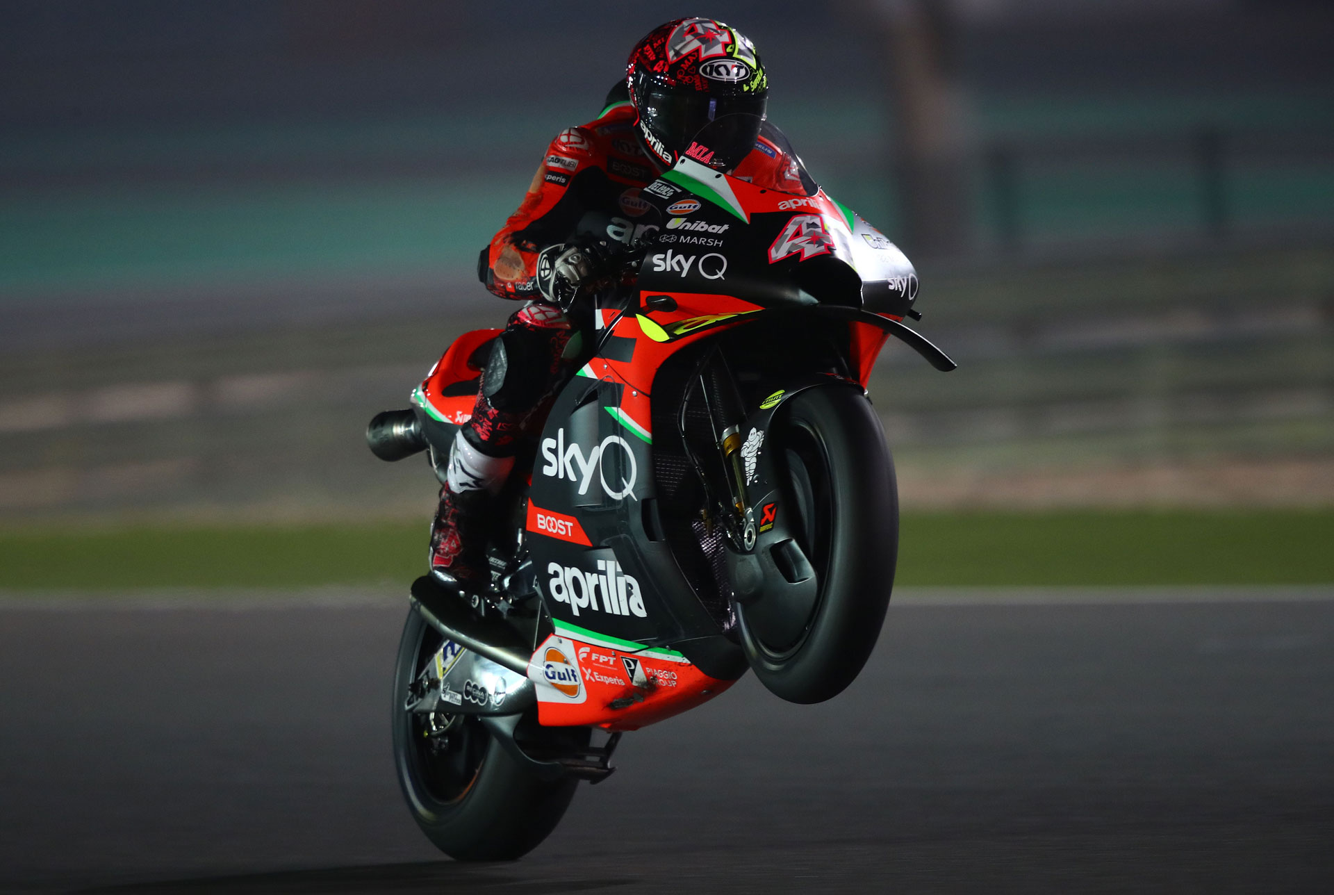 Aprilia en las carreras 3ª parte (500cc y MotoGP)