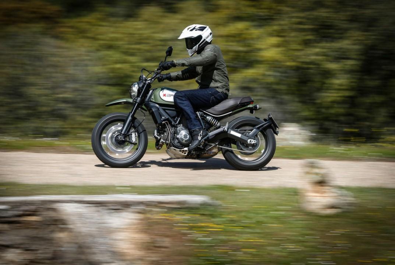 Le diseñan la moto al gusto