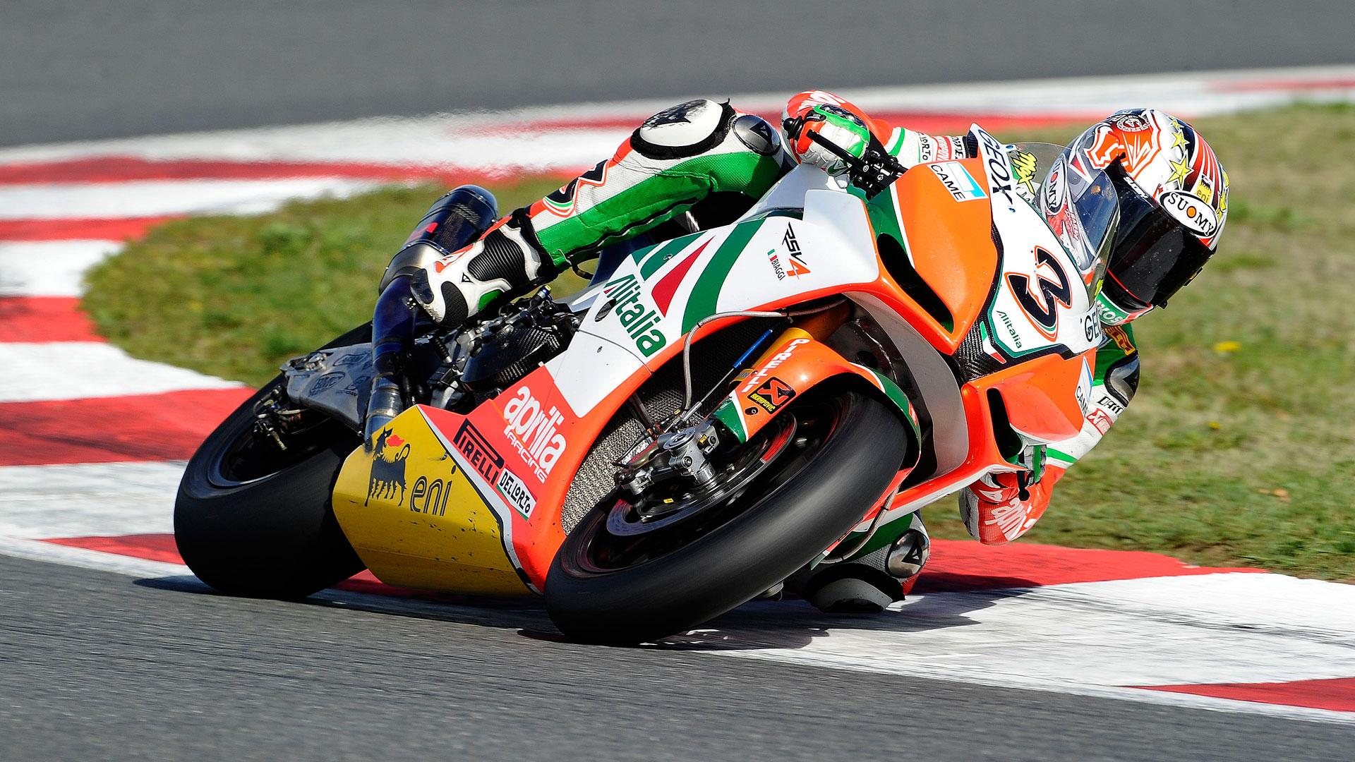 Aprilia en las carreras 4ª parte (Superbike)
