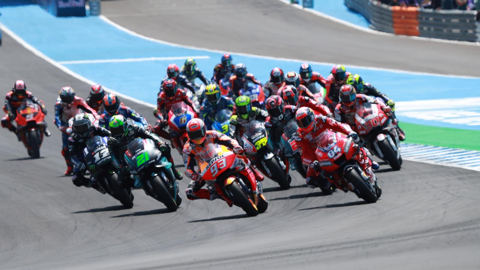 Gran Premio de Andalucía, el décimo nombre para un GP español en el Mundial