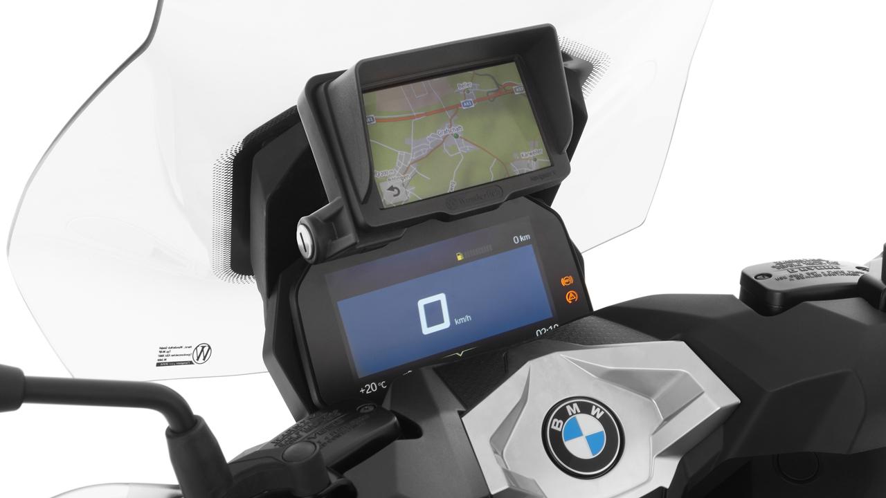 Soporte de navegador Wunderlich para BMW