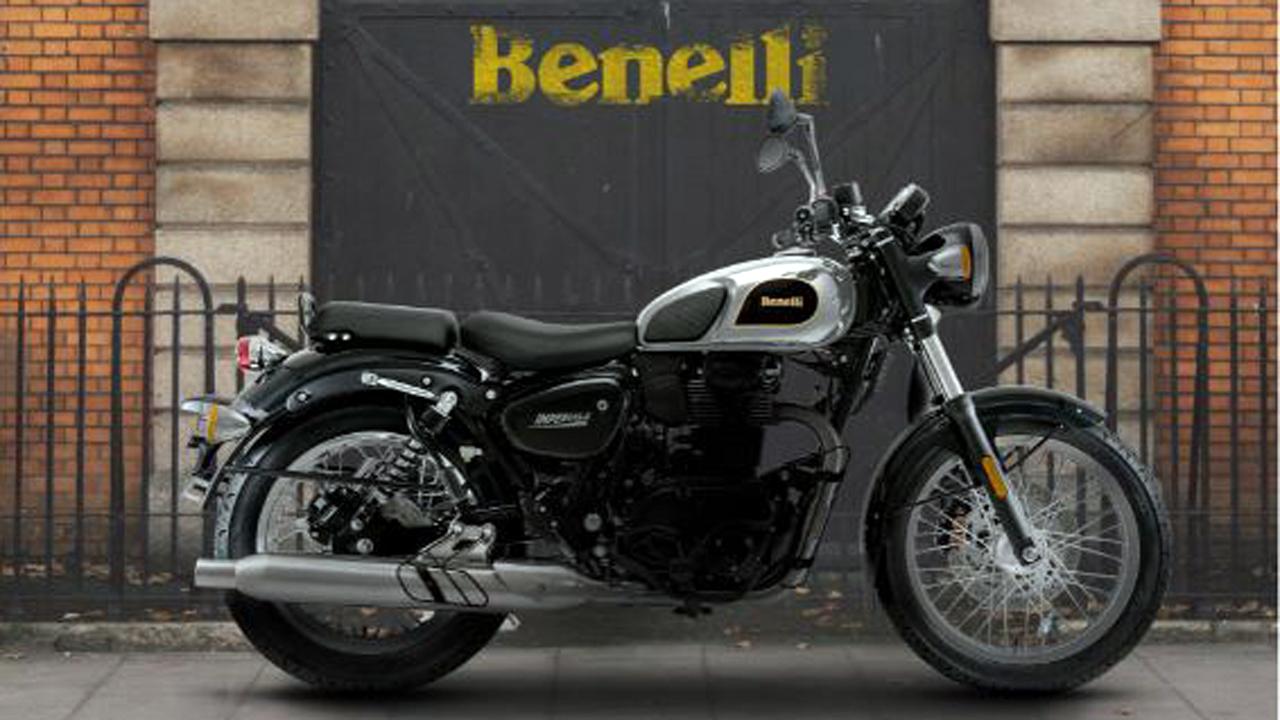 Descuento de 500 euros en la gama Benelli
