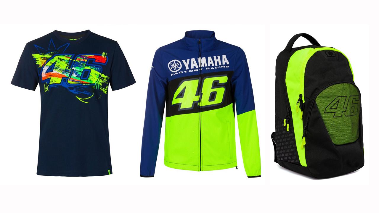 Colección de ropa casual VR46 2020