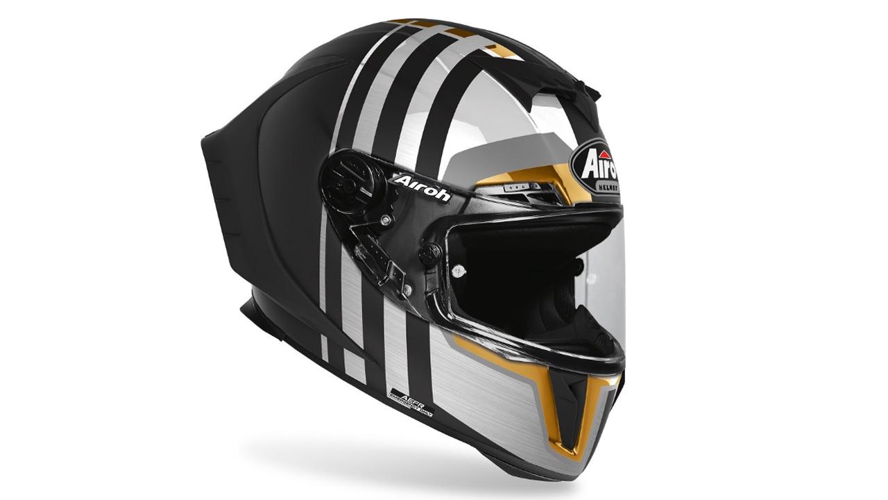 Airoh GP550 S, nuevo casco para motos