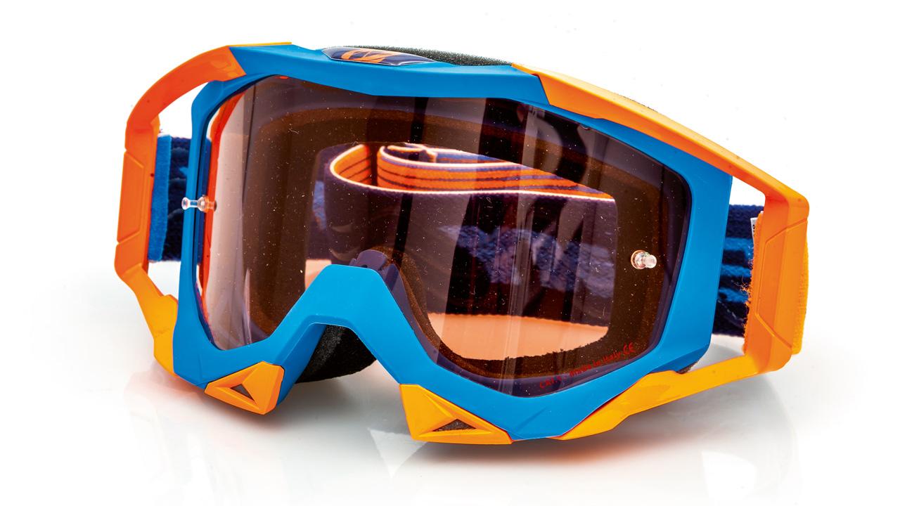 Gafas Kenny Titanium, prueba de equipamiento