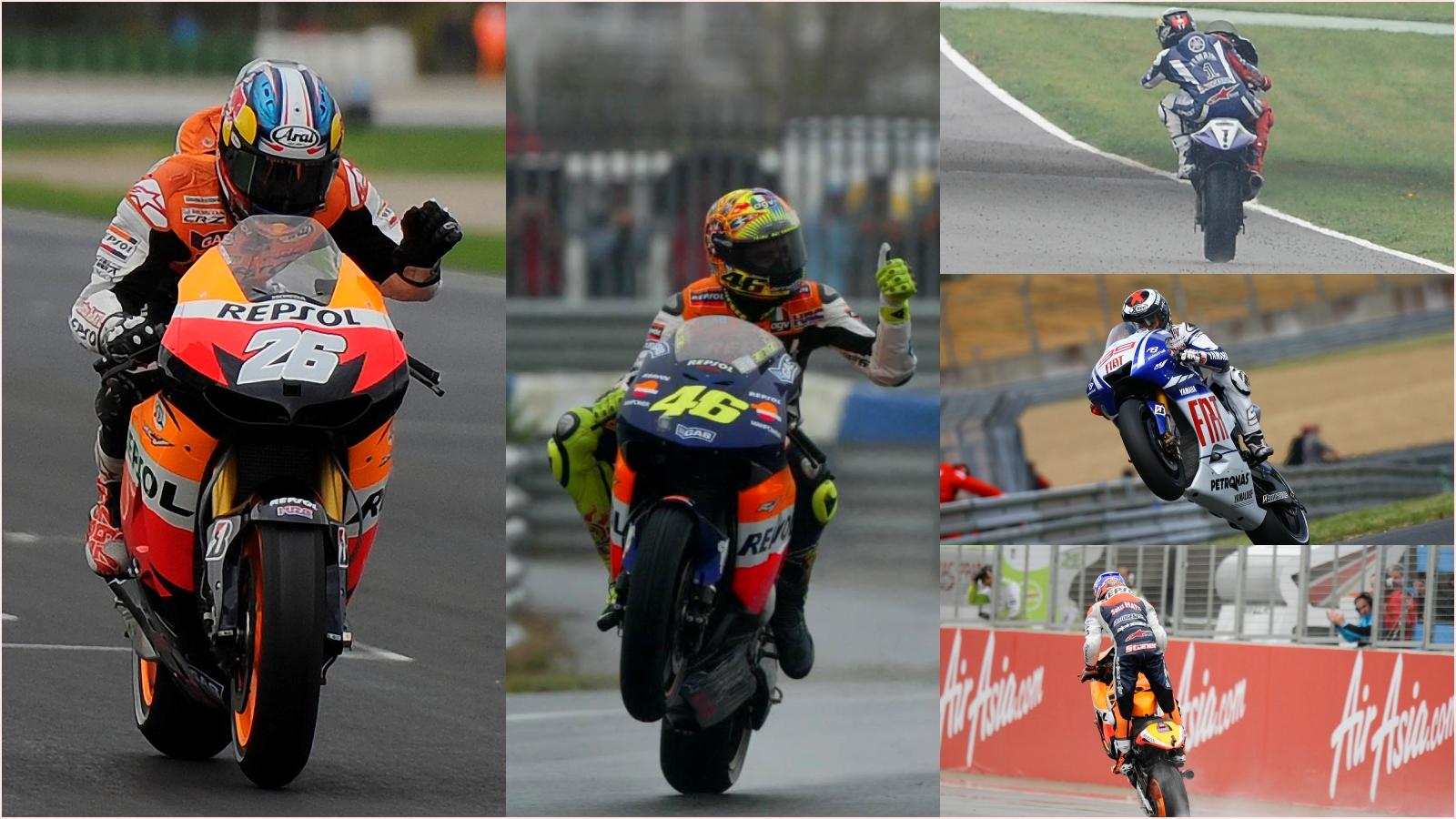 Las victorias más abultadas en la era MotoGP