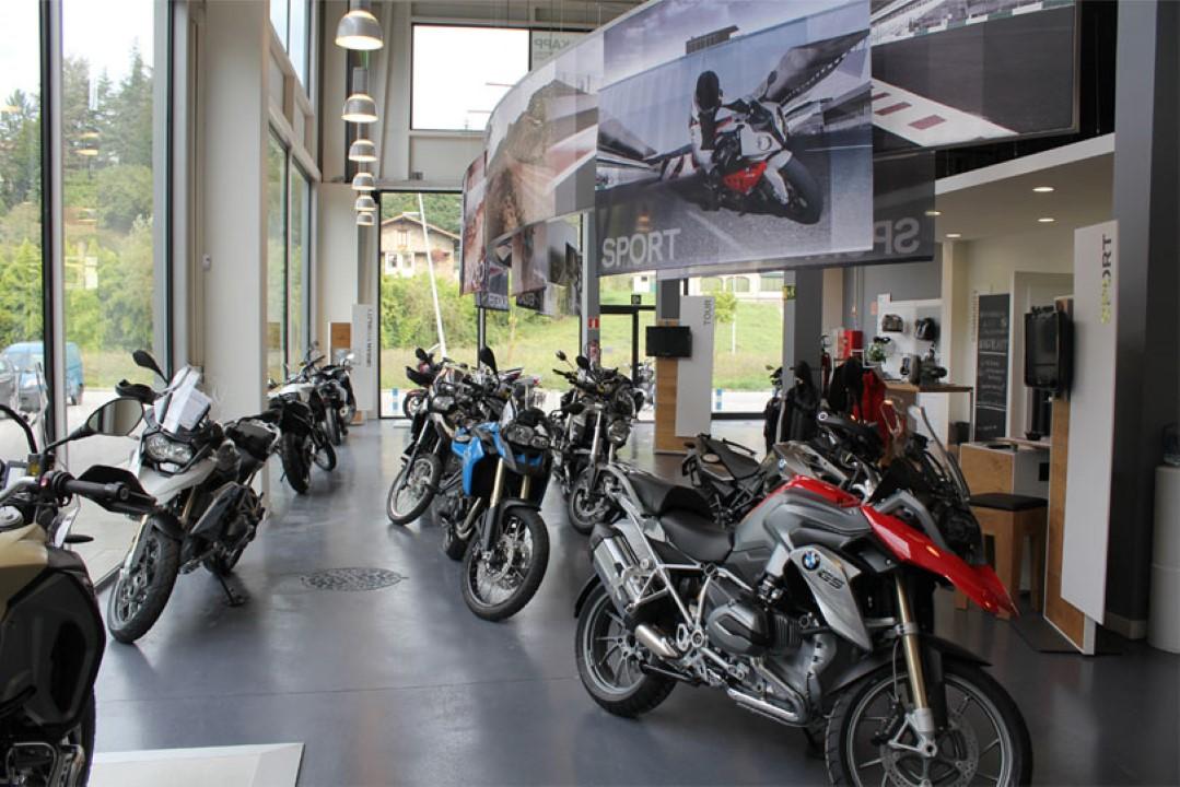Los concesionarios de motos abren TODOS el lunes 18 de mayo