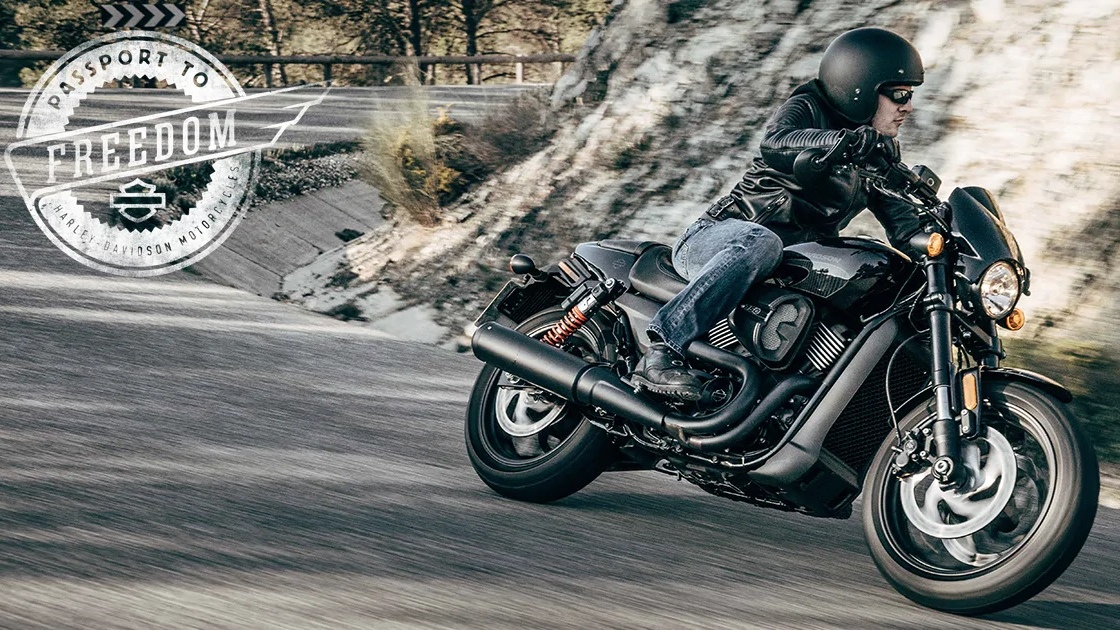 Harley-Davidson lanza 'Passport to freedom'