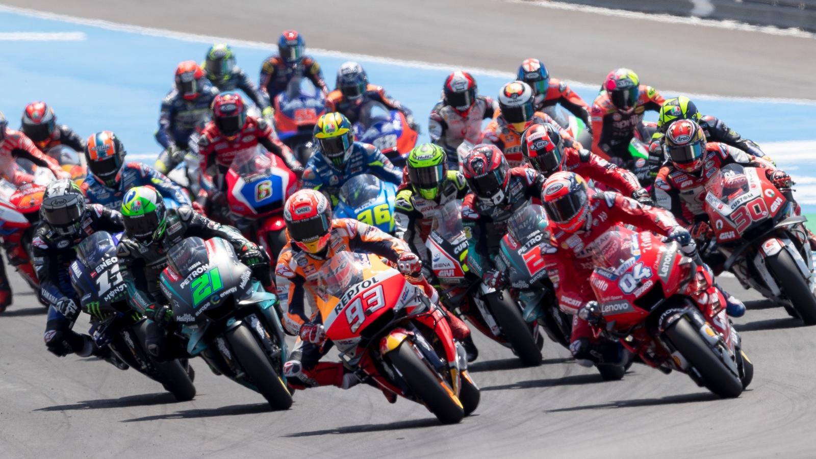Fechas de inicio o retorno de los campeonatos de motociclismo en 2020