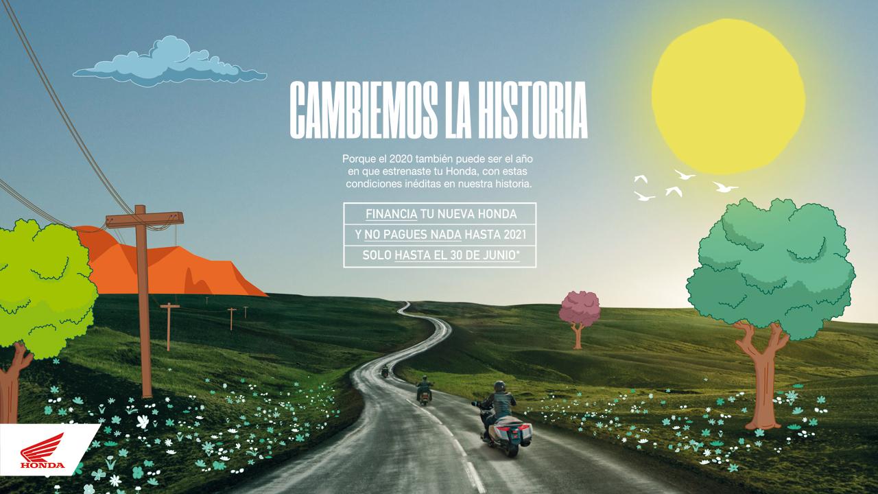 """""""Cambiemos la historia"""""""