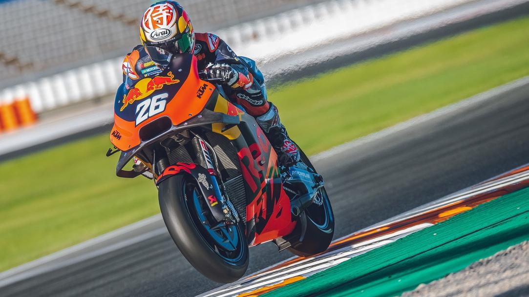 El primer test MotoGP 2020 post Covid-19 es de KTM con Dani Pedrosa y Pol Espargaró