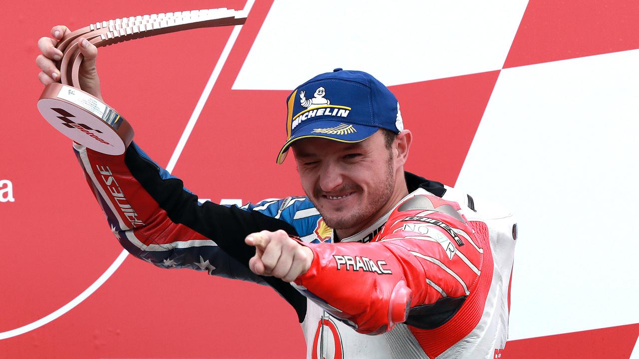 Jack Miller asciende al equipo oficial Ducati en 2021
