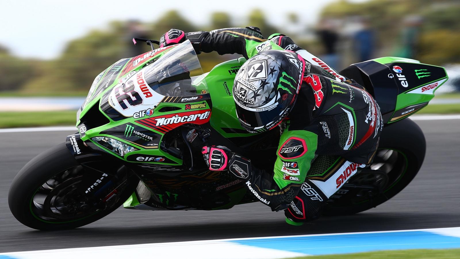 Alex Lowes renueva con el Kawasaki Racing Team para el Mundial de Superbike 2021