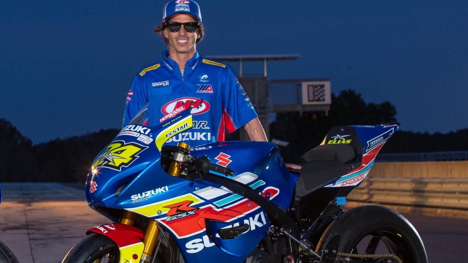 Eurosport retransmitirá MotoAmerica: el asalto de Toni Elías al título se verá en España