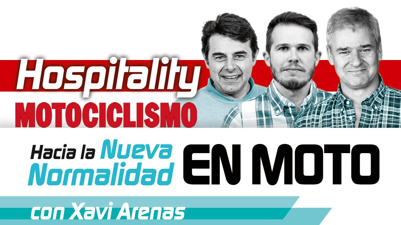 Hospitality MOTOCICLISMO 08: Hacia la nueva normalidad en moto