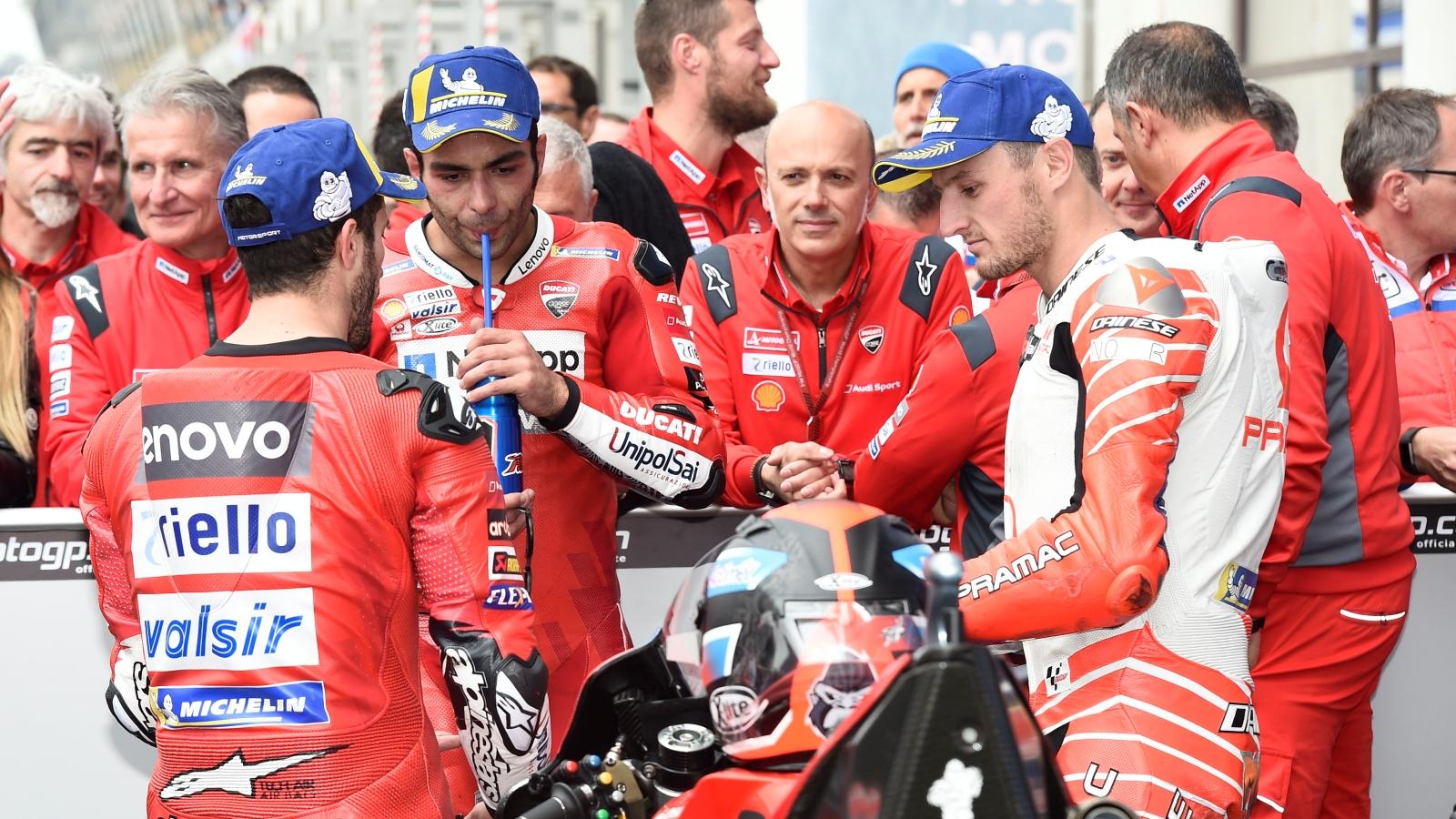 Ducati, máximo exponente actual de cantera en MotoGP