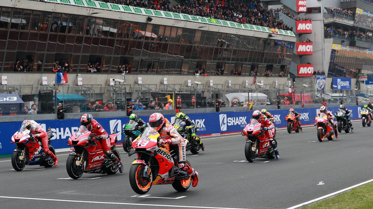 Le Mans, la última pieza del puzle de MotoGP 2020
