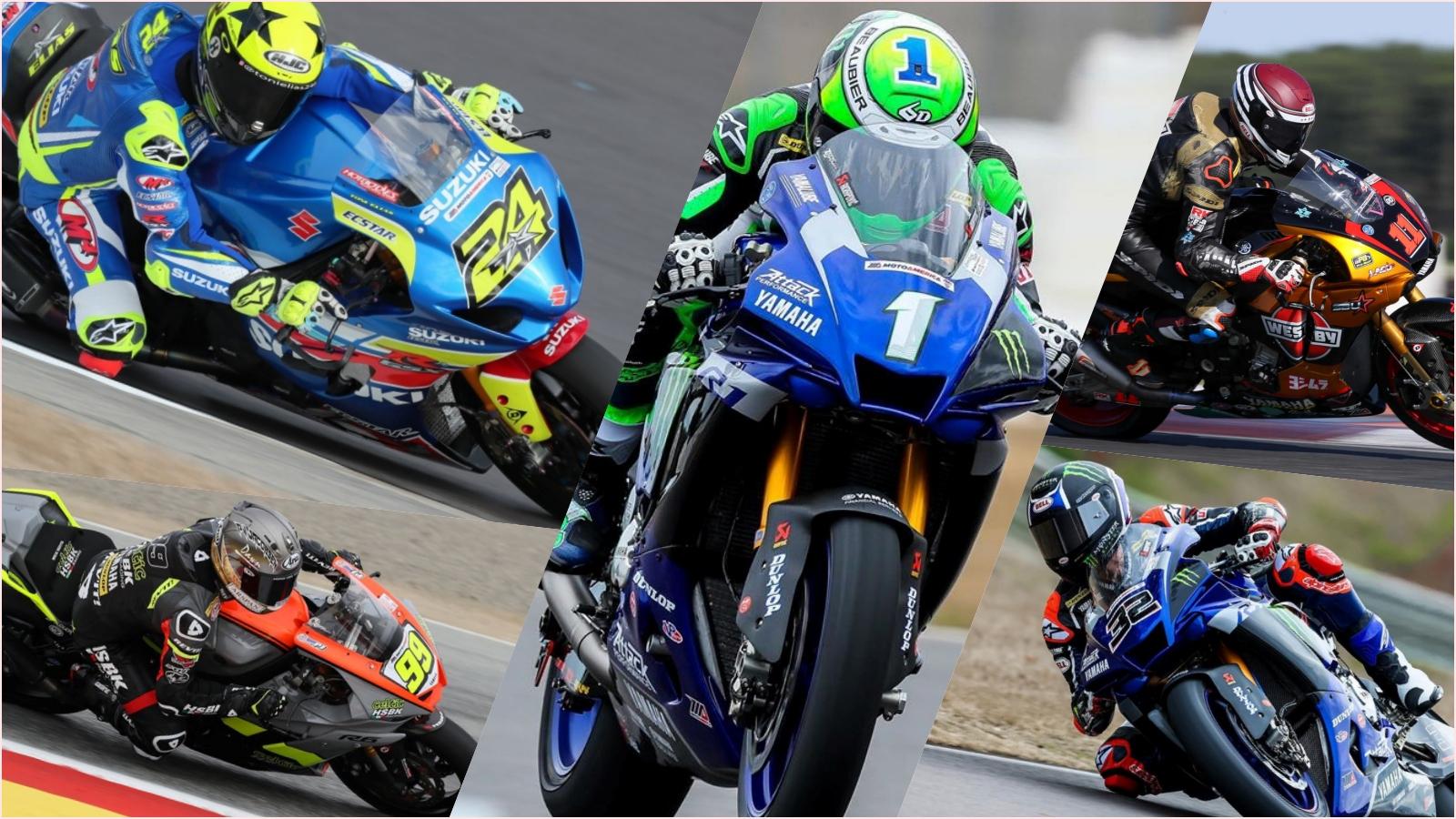 MotoAmerica 2020: pilotos, motos, equipos, calendario, 1 español y cinco favoritos