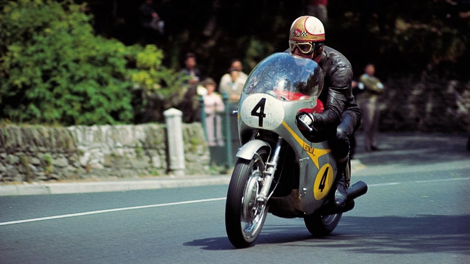 Honda en 500cc y MotoGP (1): Honda RC181, victorias y roturas (1966-1967)