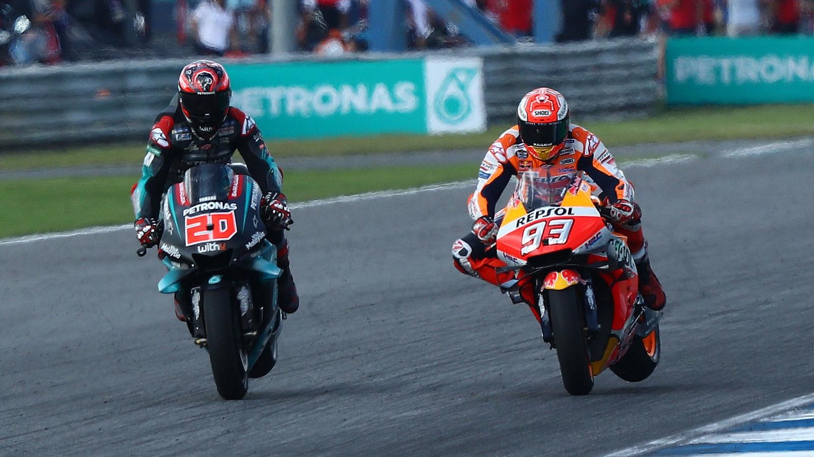 Calendario MotoGP 2020: bueno para Marc Márquez y Fabio Quartararo, malo para Maverick Viñales