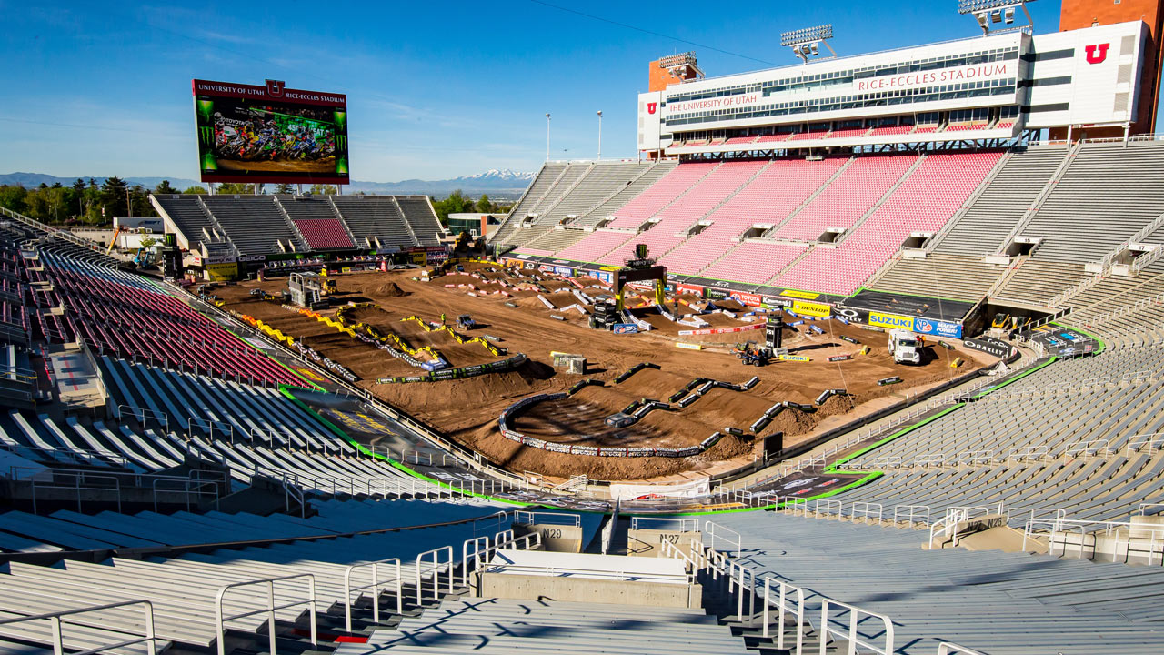 Supercross Salt Lake City (1): declaraciones de los pilotos