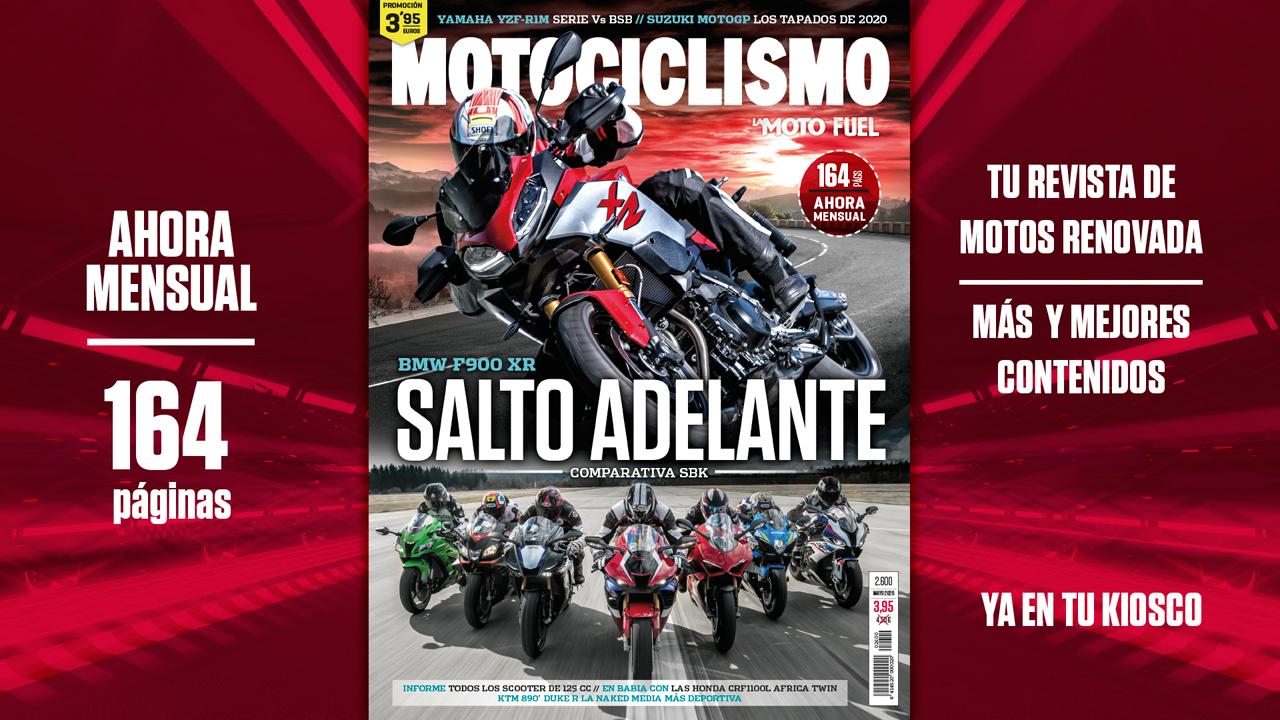 Arranca una nueva era en MOTOCICLISMO