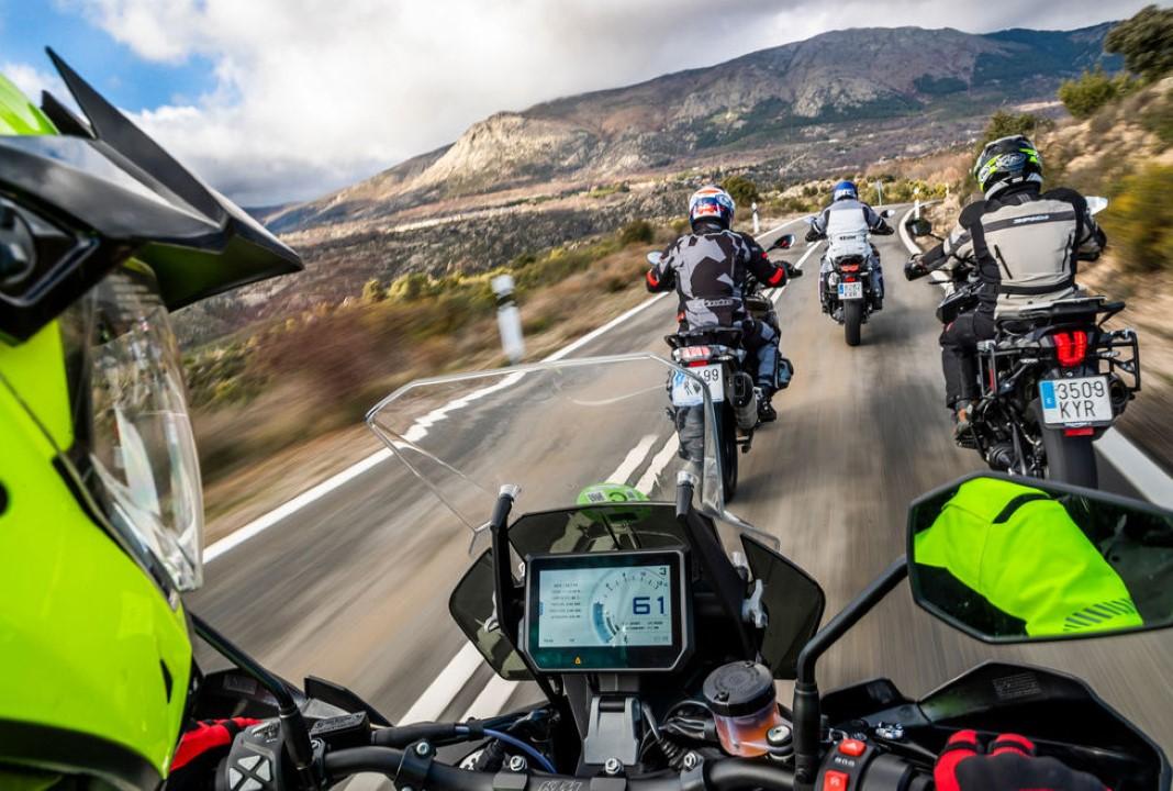 8 de junio. Fecha clave para ir en moto entre provincias y comunidades en Covid-19