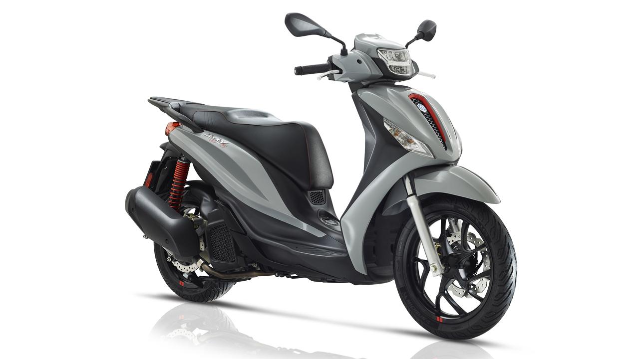 El Grupo Piaggio anuncia una extensión de garantía para las motos de sus marcas