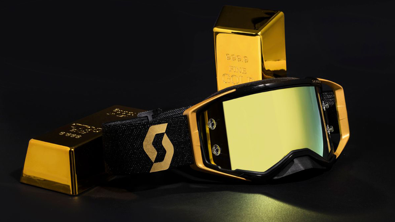 Gafas Scott Prospect Gold Edition