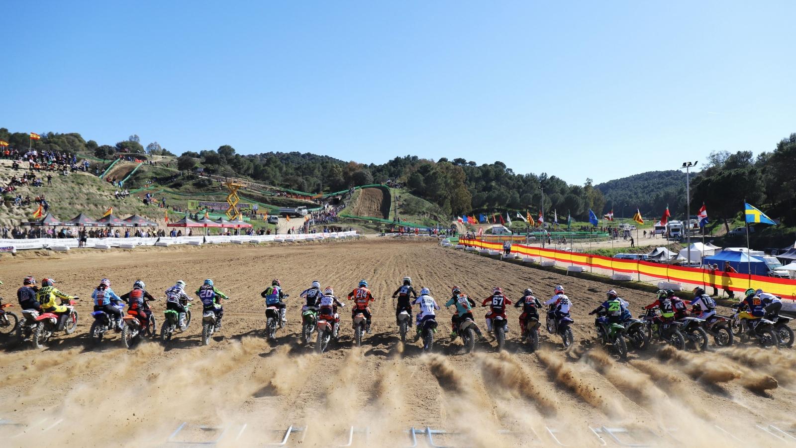 Los Campeonatos de España de MX y Trial 2020 se reanudarán a comienzos de julio