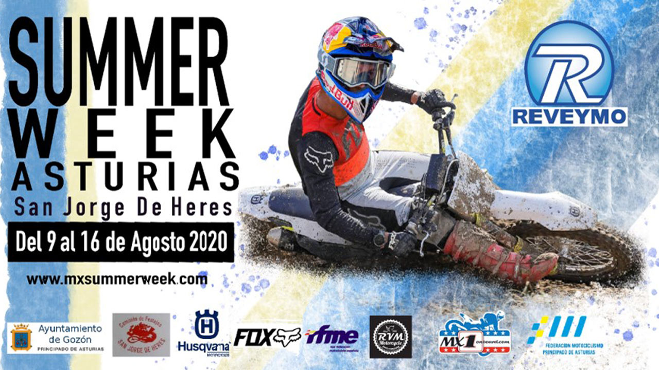 MX Summer Week: vacaciones y motocross