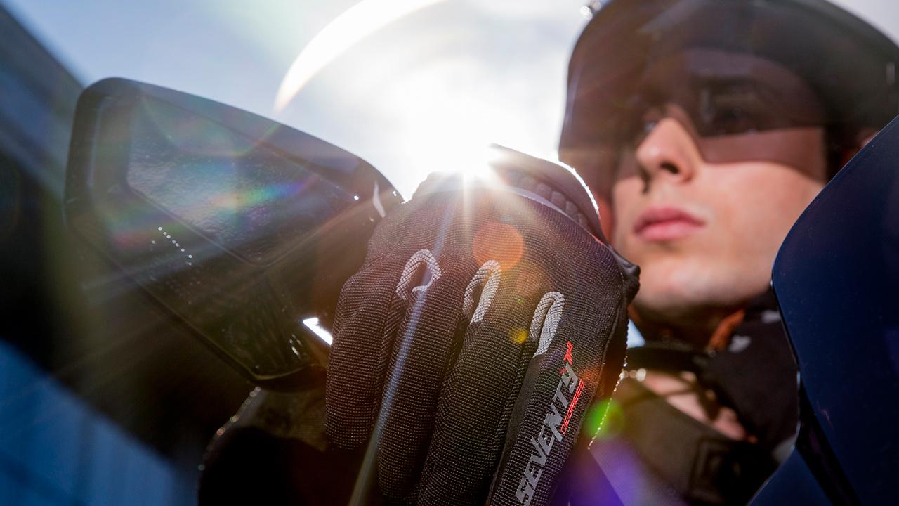 Guantes de verano para motoristas Seventy Degrees