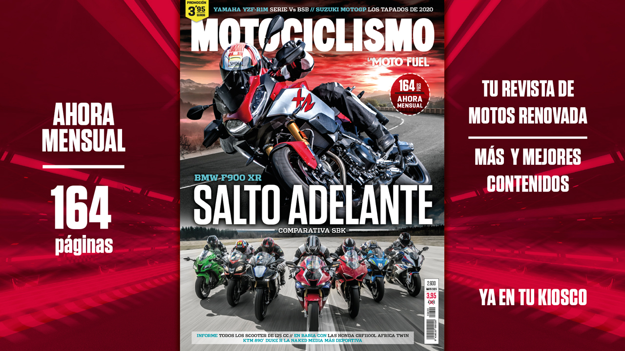 """""""Un número muy especial"""", el Editorial del nuevo MOTOCICLISMO"""