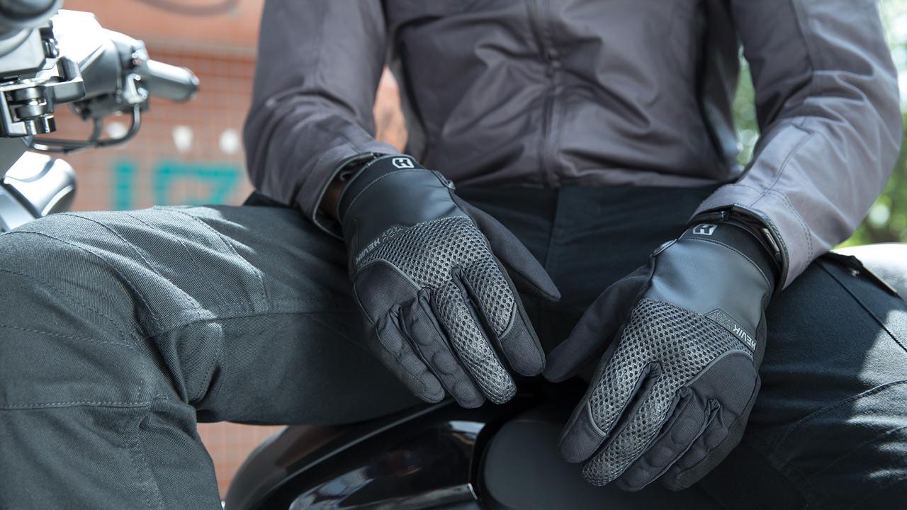 Guantes de moto Hevik