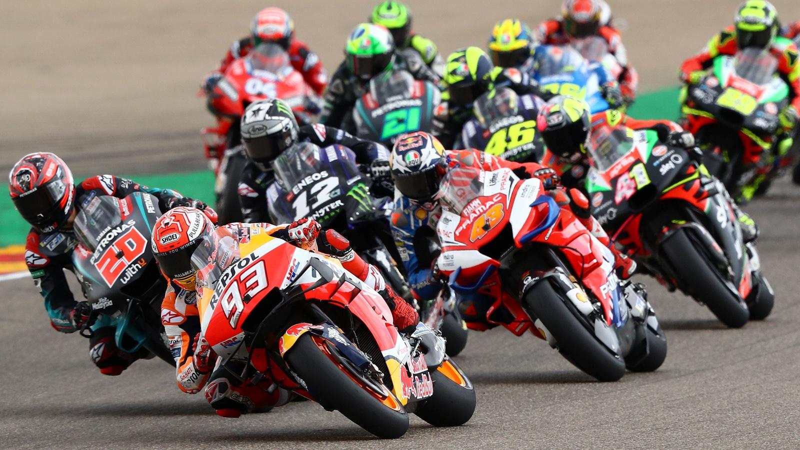 Calendario oficial MotoGP 2020