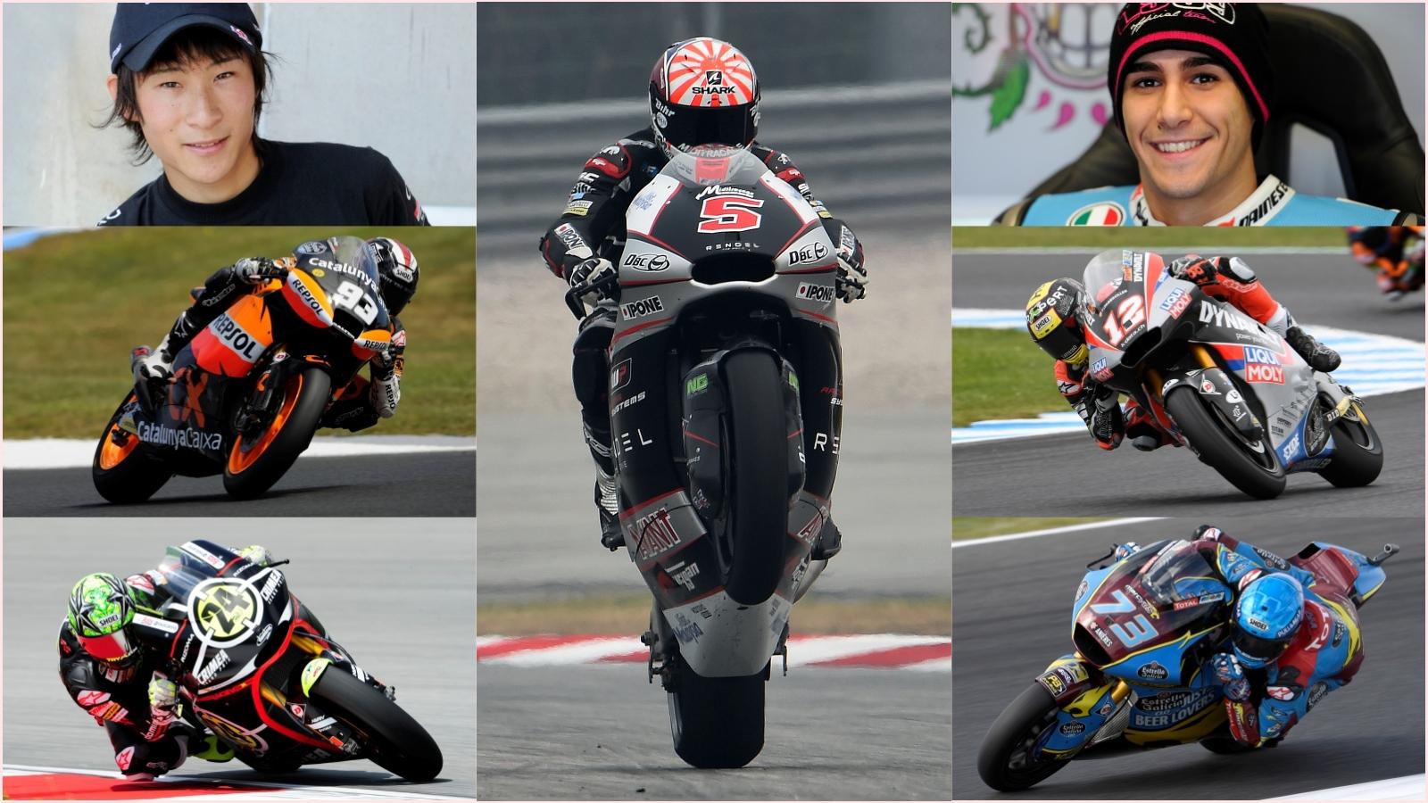 Una década de Moto2: del 10 al 1