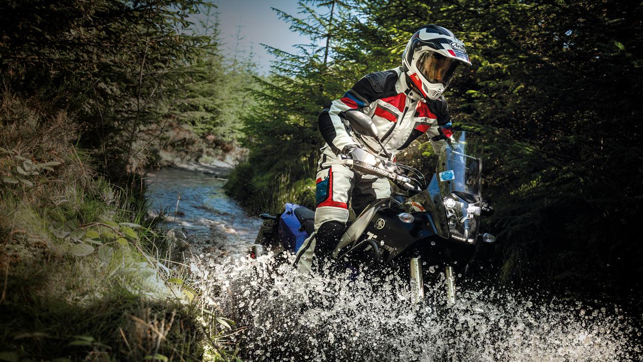 RST Adventure-X, equipamiento para motos trail