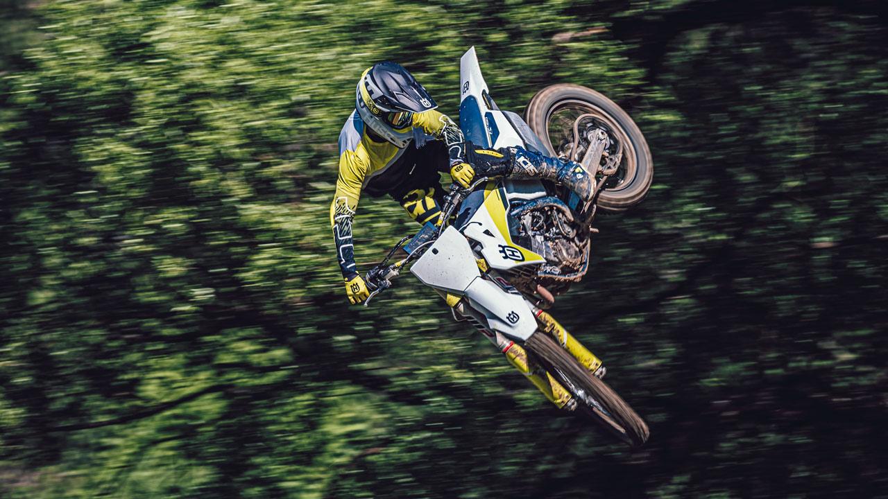 Gama Husqvarna de motocross 2021, novedades y precios
