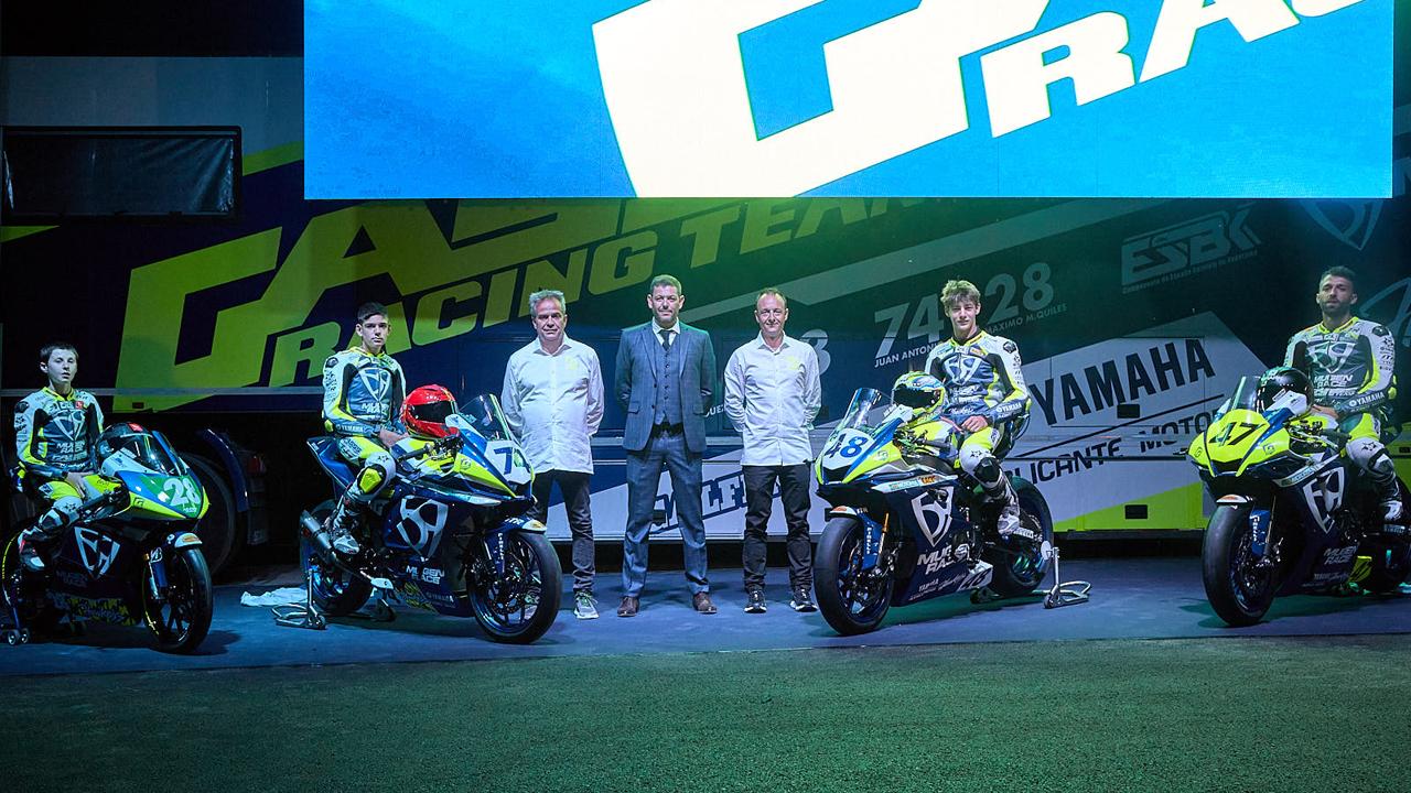 Gasss Racing Team, el retorno de Dani Amatriain al motociclismo