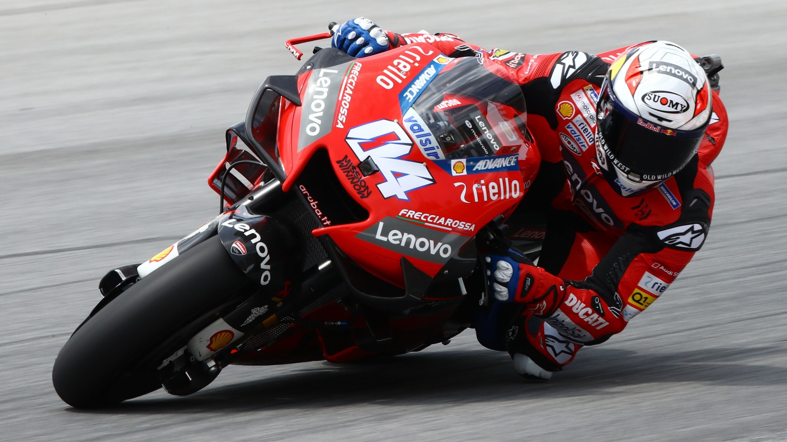 Andrea Dovizioso ha sido operado con éxito de la clavícula y podrá correr en Jerez
