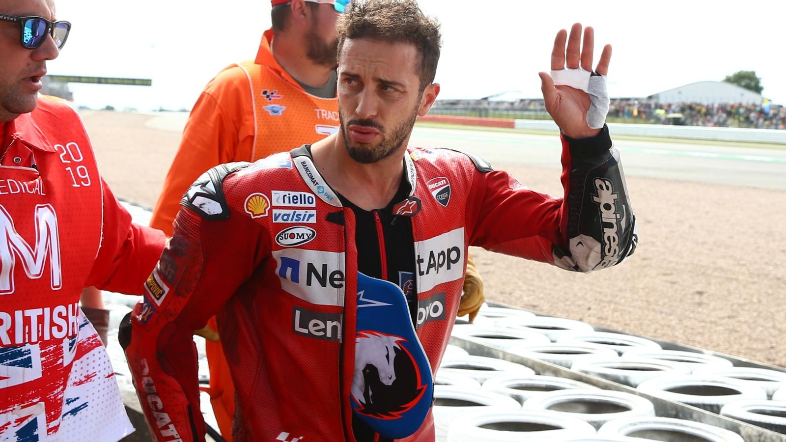"""Andrea Dovizioso: """"Estoy convencido, llegaré en perfectas condiciones a Jerez"""""""