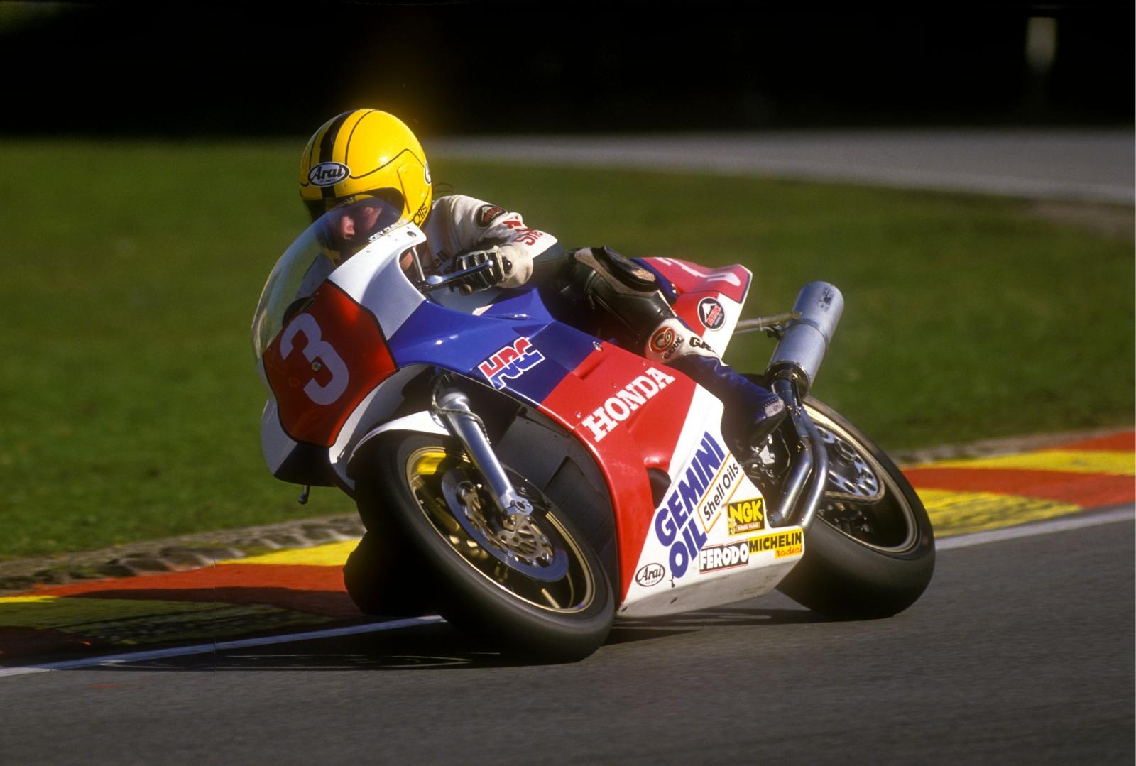 Joey Dunlop, el hombre-península del motociclismo