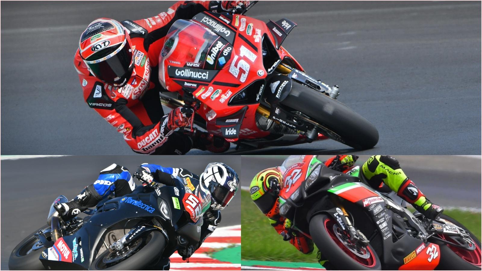 CIV SBK 2020: pilotos, motos, equipos, calendario y cinco favoritos