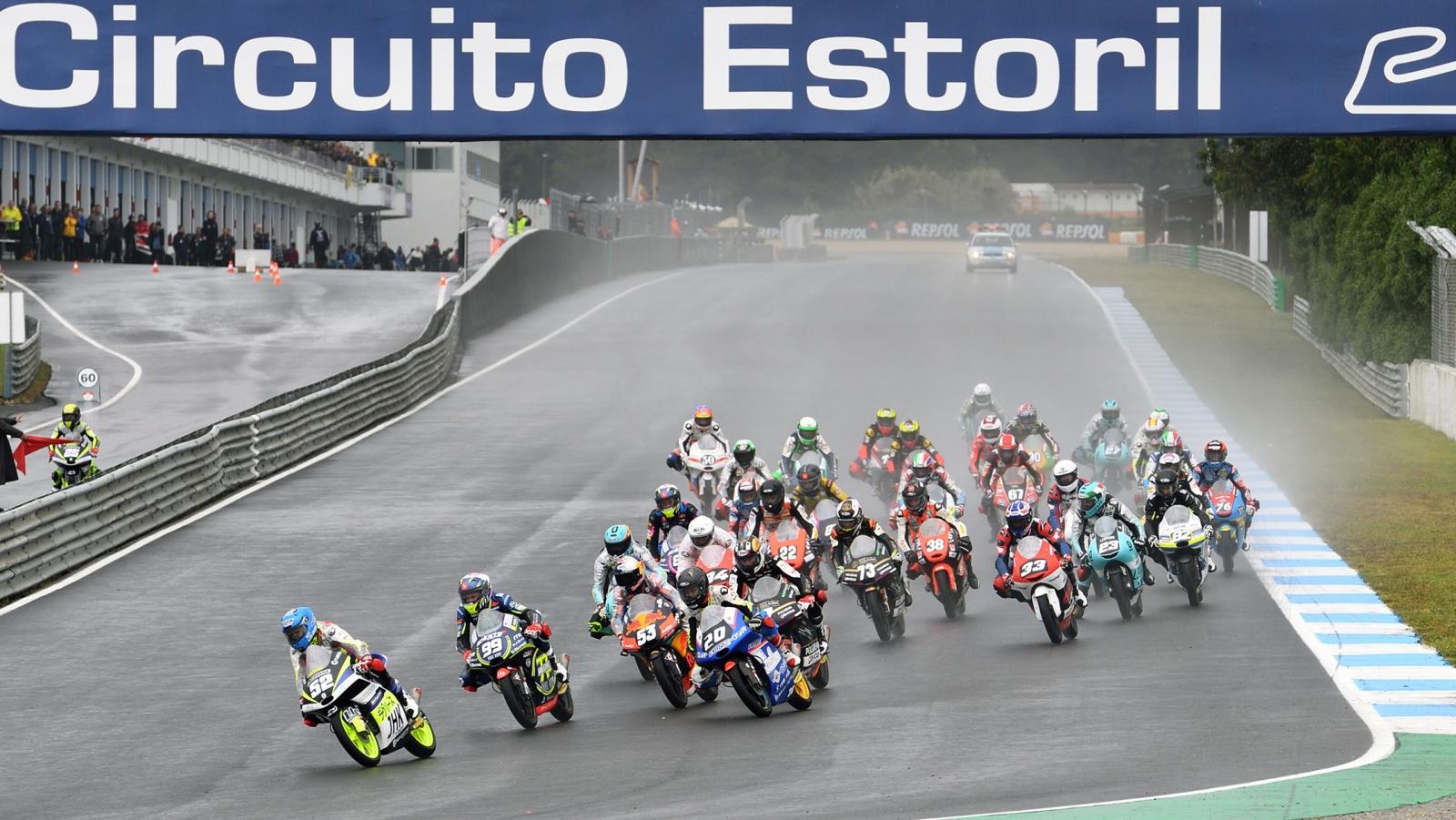 FIM CEV Estoril 2020: Horarios y dónde ver en TV las carreras de Moto3, Moto2 y ETC