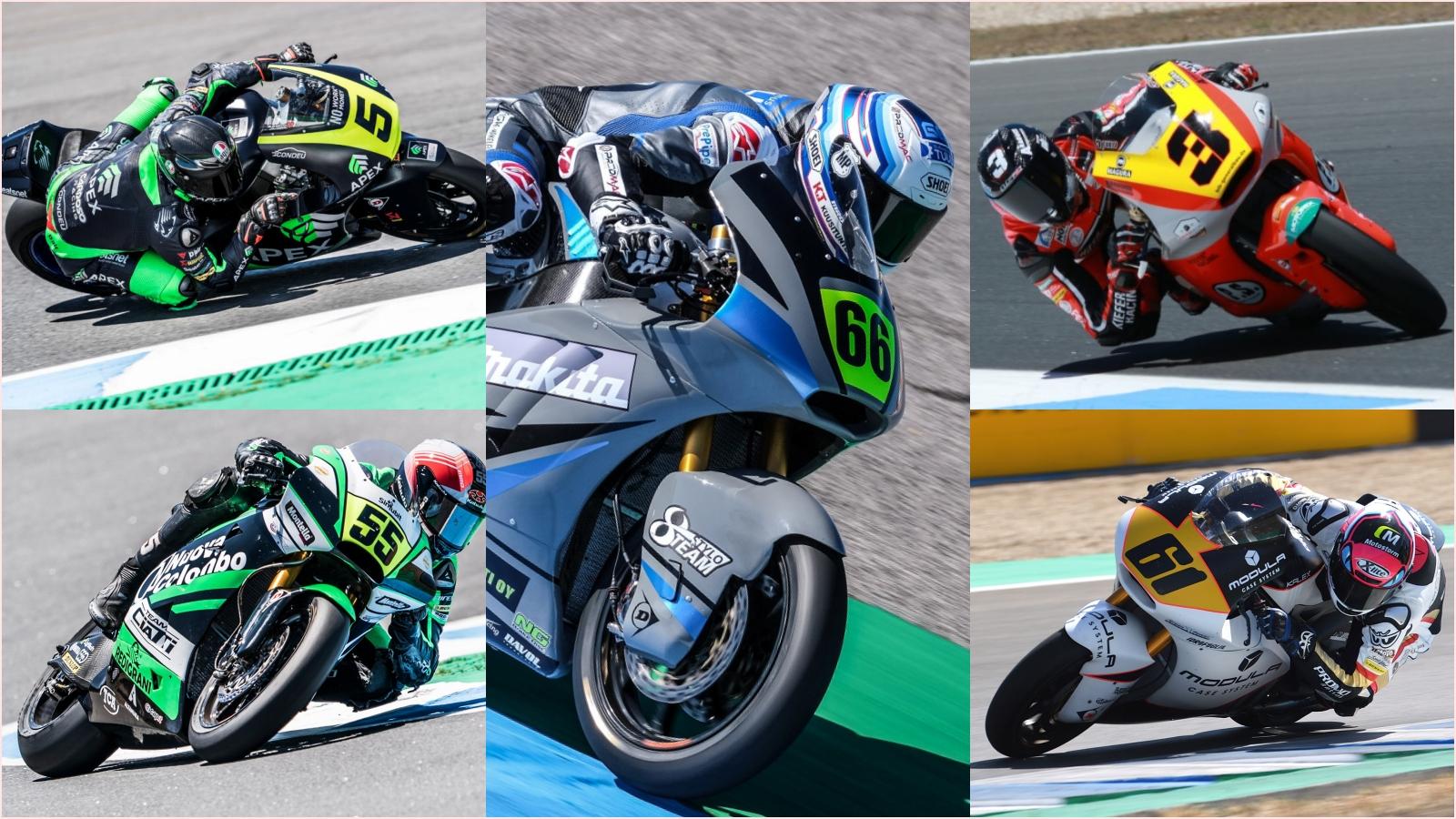 Europeo Moto2 2020: pilotos, motos, equipos, calendario, 1+3 españoles y cinco favoritos