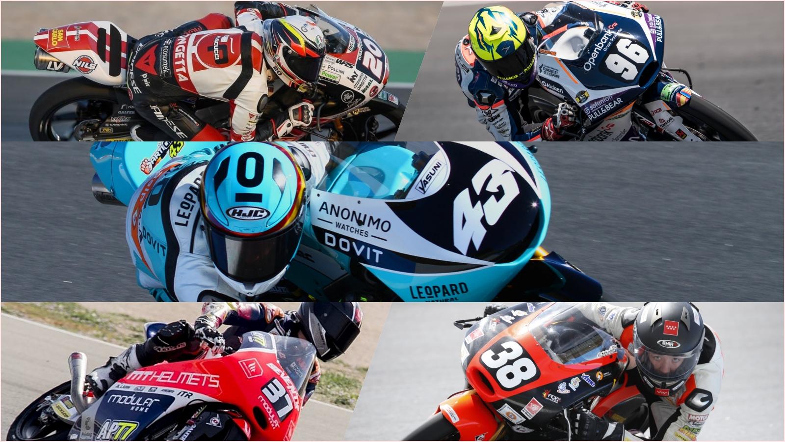 Mundial Junior Moto3 2020: pilotos, motos, equipos, calendario, 14 españoles y diez favoritos