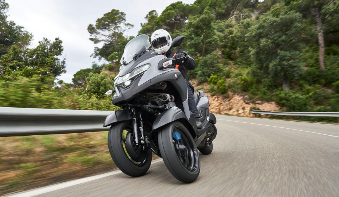 Plan Renove para la moto: hasta 400 y 750 euros de ayuda para motos nuevas